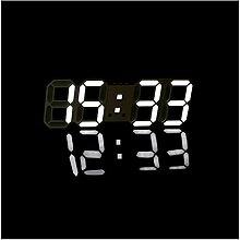 Ardux Horloge numérique murale à LED