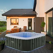 AREBOS In-Outdoor Jacuzzi Spa Piscine Spa