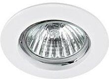 Aric 4872 - Spot encastrable fixe pour lampe