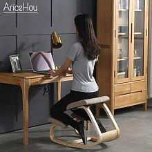 AriceHou – chaise à genoux ergonomique,