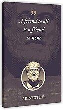 Aristotle Posters classiques avec citations