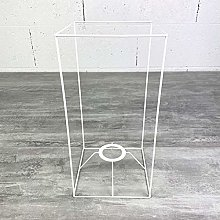 Armature Abat-Jour rectangulaire 30 x 15 x 15 cm,