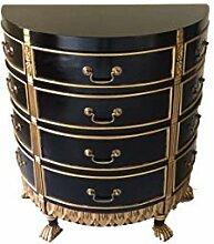 Armoire de commode style baroque Rokoko antique -