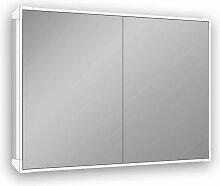 Armoire de toilette Schneider A-line LED 166.080,
