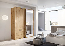 Armoire dressing 2 portes coulissantes , Gamme