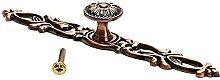 Armoire en laiton antique poignées de meubles