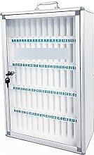 Armoires à clés Boîte De Rangement Transparente