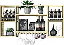 Armoires à vin mural, porte-vins suspendus