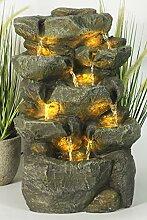 Arnusa Fontaine d'intérieur avec éclairage
