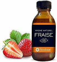 Arôme alimentaire naturel Fraise 50ml