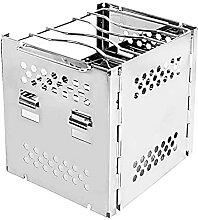ARONTOME Barbecue Mini Grill Réchaud à bois de