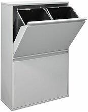Arregui Basic CR602-B Poubelle de recyclage en