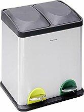 Arregui Step Bin CR705-30L Poubelle de recyclage