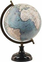 Art Deco - Globe Terrestre 20 cm