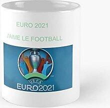 Art Euro 2021 - Meilleure tasse à café en