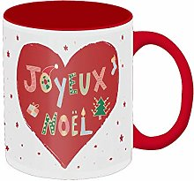 ART GRAFiK Tasse Noël   Mug fin d'année  