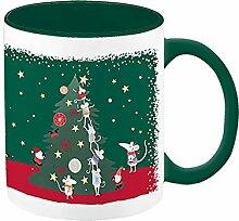 ART GRAFiK Tasse Noël | Mug fin d'année |