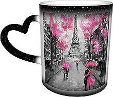 Art Paris Street - Mug à café magique avec