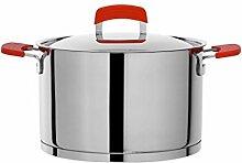 Artame ART44116 Color Chef Marmite Inox 16 cm