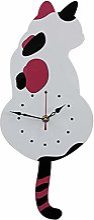 Artensky Horloge Murale Acrylique Moderne Mignon