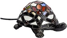 Arterameferro Lampe de table en forme de tortue,