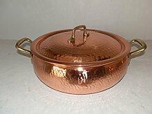 Arterameferro Marmite en cuivre étamé avec