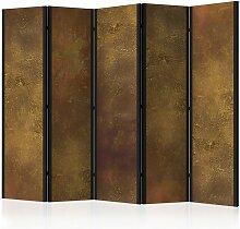 Artgeist - Paravent 5 volets - Golden Temptation