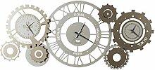 Arti e Mestieri Fuso Meccanico Horloge murale