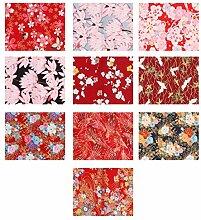 Artibetter 2 Ensembles de Feuilles de Tissu à