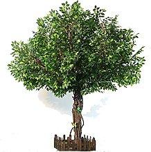 Artificiels ornements de bonsaï, grande