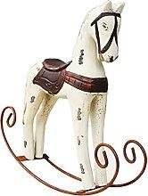 Artisanat de bureau Secouage hésitant Horse en