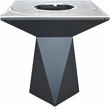 Artiss Design - Brasero Artiss G1 Graphite plaque
