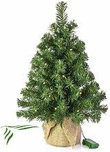 artplants.de Mini Sapin de Noël Artificiel