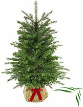 artplants.de Sapin de Noël Artificiel Wellington,