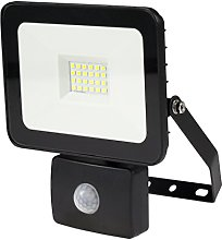 As-Schwabe 46330 Projecteur LED avec Détecteur de