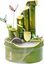 Asdasd Fontaine à Eau Qui coule, Forme de Bambou
