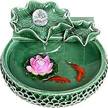 Asdasd Fontaine d'eau de Table Zen méditation
