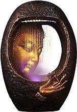 Asdasd Fontaine d'intérieur Statue de Bouddha