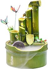 Asdasd Fontaine de Table Cascade créative