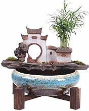 Asdasd Fontaines d'intérieur Céramique