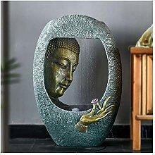 Asdasd Fontaines d'intérieur Statue de