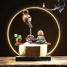 Asdasd Fontaines de Table Pot Suspendu créatif