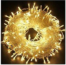 ASKLKD LED Fée Guirlande LED Lumière Extérieure