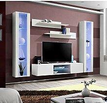 ASM Ensemble Meuble TV Mural - Fly O2-260 X 40 X