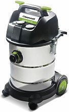 Aspirateur eau/poussière 30 l Cleancraft