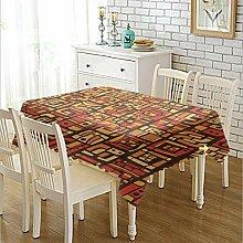ASSDG Nappes Table à Manger Salon Cuisine ménage