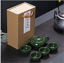 asse en porcelaine Voyage chinois Kung Fu 5pcs Tea