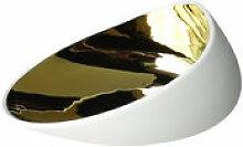 Assiette creuse Jomon Large / Bol - 18 x 14 cm -