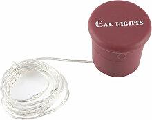 Asupermall - 96Cm 10Led 3 Mode Lampe De Bouchon De