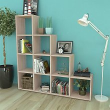Asupermall - Bibliotheque/etagere 142 cm Couleur
